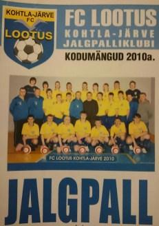 Программка 2010. Архив: SportAeg.