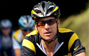 lance-armstrong on bike