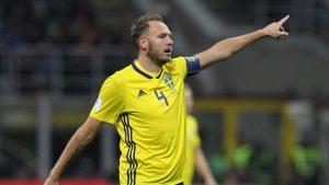 Andreas Granqvist Soccer