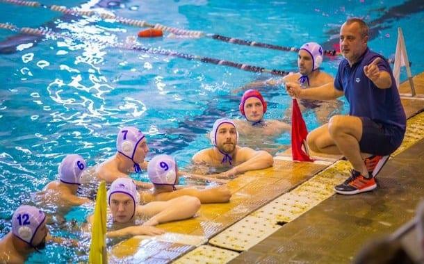 Antrenament cu public cu Poli Cluj! AMEFA va juca pentru locul 5 în Superliga Națională de Polo