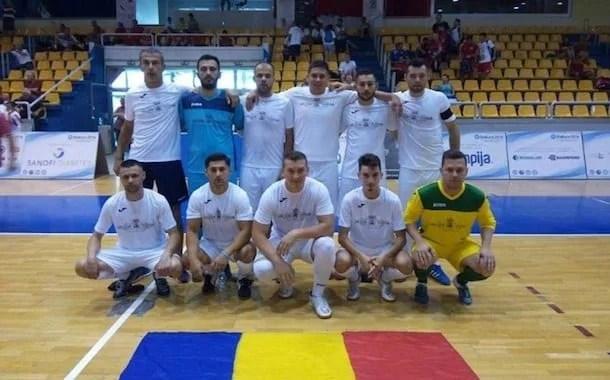 """Arădeanul Iovescu – piesă importantă în angrenajul """"tricolorilor"""" la europenele de fotbal pentru persoanele cu diabet"""