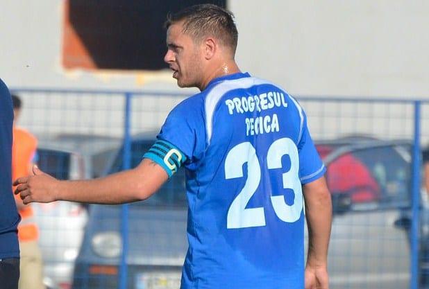 """Arsene, """"jokerul""""  de 20 de goluri al Progresului: """"Probabil, va trebui să promovez cu Pecica pentru a juca în Liga a 3-a"""""""