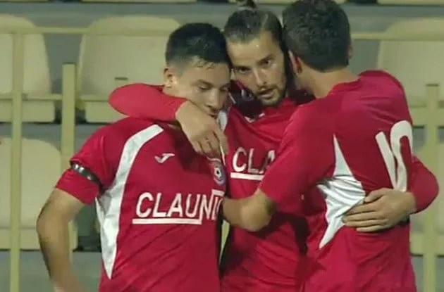 Liga a II-a, etapa a 13: Brașovul a capotat pe Dunăre, Juventus, Sepsi și Chindia – victorii prețioase în frunte!