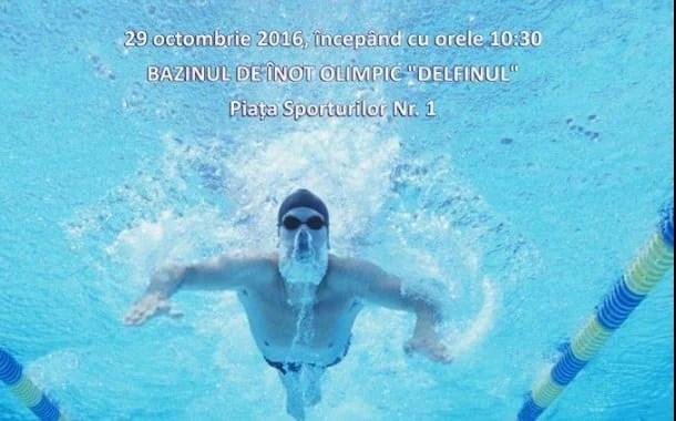 Sute de înotători așteptați la Cupa Aradului
