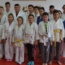 Judoka CSȘ Gloria au urcat de 16 ori pe podium în 2016