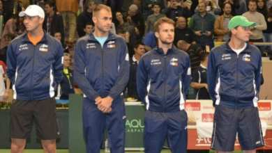 Photo of Copil, un singur succes din trei meciuri disputate în Cupa Davis împotriva Belarusului