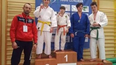 Photo of Argint și bronz pentru judoka arădeni la primul turneu internațional din 2017