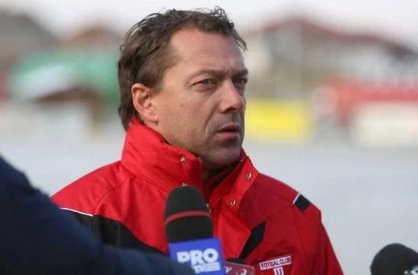 """Roșu, după eșecul cu TSV Steinbach: """"Nemulțumit de rezultat, vom continua să muncim pentru a corecta greșelile"""""""