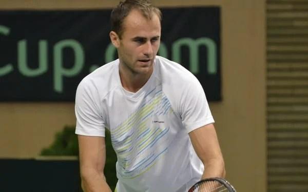 Copil – Gherasimov, al doilea meci din duelul Belarus – România din Cupa Davis