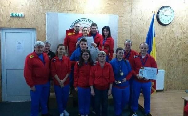 """12 """"arme"""" de la CSM pentru medalii naționalele de aer comprimat"""