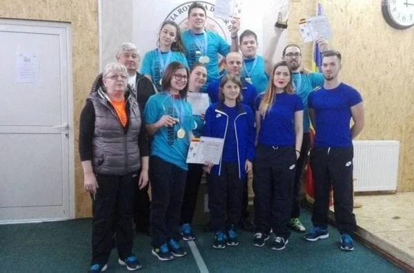 """Trăgătorii CSM-ului au """"împușcat"""" medalii și la """"naționalele"""" de tineret"""
