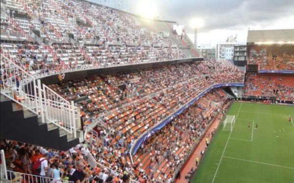 Utiștii, spectatori la Valencia – Eibar