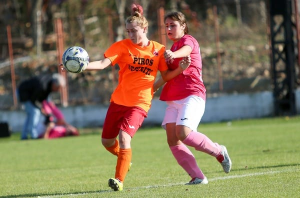 Pas important spre promovare: Banat Girls – Piroș Security 0-6