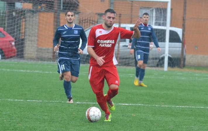 Balamalele au cedat în cele din urmă: Victoria Felnac – CS Dorobanți  3-0