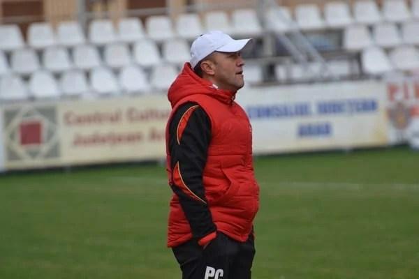 """Păcurar: """"Nu am repetat jocul bun de la Timișoara, dar am meritat victoria după cum am evoluat în repriza a doua"""""""
