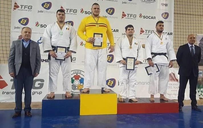 Luncan, Nagy și Kabat au cucerit medalii naționale pentru judoul arădean