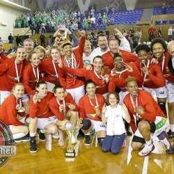 Punct final în Liga Națională de Baschet Feminin: Sepsi - reconfirmată campioană! U. Cluj, Brașov și Tîrgoviște preced ICIM-ul