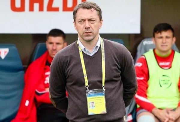 """Roșu, susținut de soție și fiicele sale la meciul cu Sepsi: """"Am obținut o victorie importantă, dar nu am realizat practic nimic"""""""