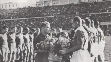 """Photo of O veche victorie arădeană cu Poli (Știința), deschisă de marele Petschovsky. """"Stăpâni pe teren!"""""""