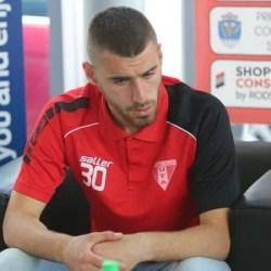"""Adili s-a antrenat cu fosta echipă cât a stat după acte la Skopje, iar acum: """"Sunt pregătit sută la sută, luptăm ca o familie la Clinceni"""""""