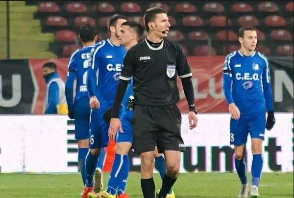 """""""Central"""" de Liga I la derby-ul Poli – UTA! Bîrsan se întoarce pe """"Dan Păltinișanu"""" după numai trei săptămâni"""