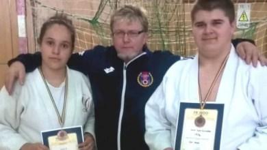 """Photo of Patru judoka arădeni, medaliați la """"naționalele"""" de judo pentru juniori IV"""
