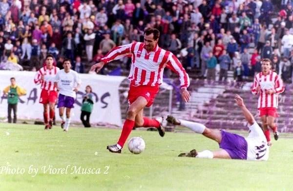 """Nagy, niciodată ca """"principal"""" la un Poli – UTA, dar: """"Acel 3-4 e în Top 3 meciuri ale carierei de fotbalist, peste orice derby din România"""""""