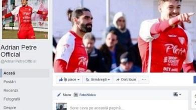"""Photo of A apărut """"Adrian Petre Official""""! Golgheterul UTA-ei, abordat de un scouter german după testul cu Șeitinul"""