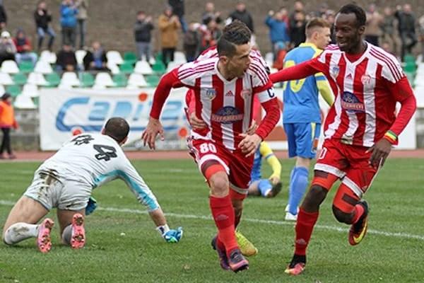Liga II-a, etapa a 37-a: Issa a marcat golul promovării directe pentru Sepsi