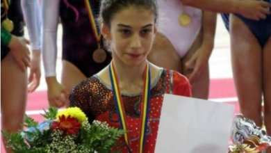 """Photo of Arădeanca Iulia Berar – """"aur"""" pe muchie de cuțit la """"naționalele"""" de gimnastică artistică rezervate junioarelor"""