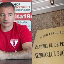 Grădinariu s-a întors în Arad, se confirmă ancheta în jurul meciului Foresta - Sepsi! Dosarul UTA-ei a ajuns la Parchetul de pe lângă Tribunalul București