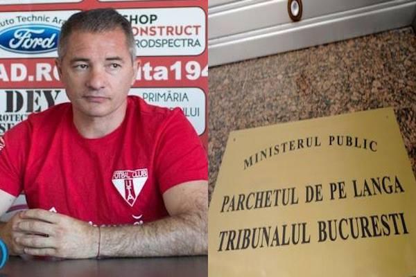 Grădinariu s-a întors în Arad, se confirmă ancheta în jurul meciului Foresta – Sepsi! Dosarul UTA-ei a ajuns la Parchetul de pe lângă Tribunalul București