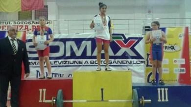 """Photo of """"Naţionale"""" de excepţie pentru halterofilii CSM Arad: 24 de medalii, dintre care 16 de aur!"""