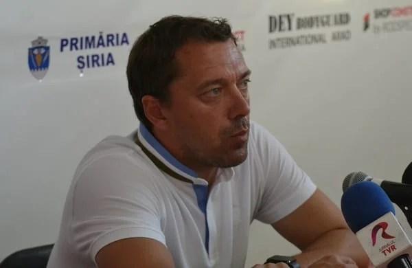 """Roșu, la mâna conducerii: """"Sunt ambițios, vreau să progresez, dacă rămân vreau să duc UTA în Liga 1!"""""""