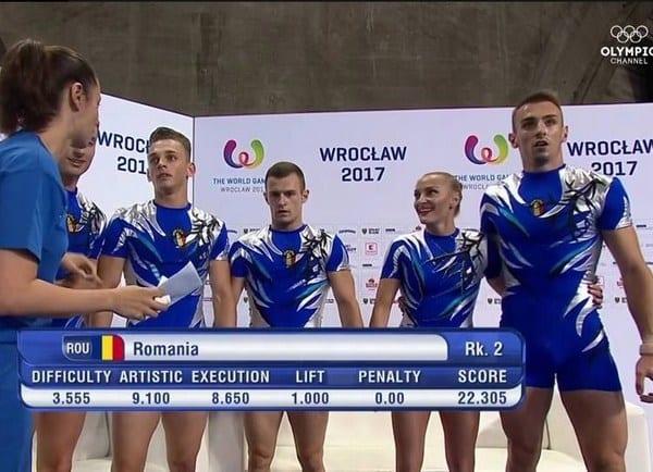 Bocșer, pe locul 2 cu echipa României la Jocurile Mondiale din Polonia