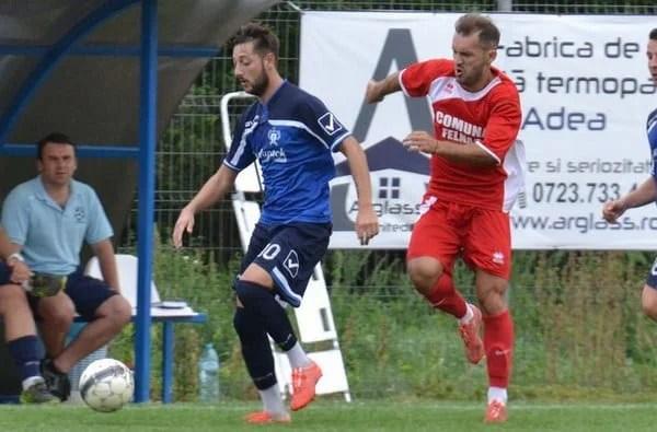 Crișul și Șimandul au început seria amicalelor în fotbalul județean, ex.-ul Covaci – printre marcatori pentru trupa lui Muzsnay