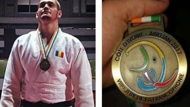 Photo of Arădeanul Kunszabo, al treilea judoka la Jocurile Francofone din Africa