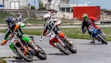 """Photo of Motoare turate la Arad pentru etapa de viteză a juniorilor și """"naționalele"""" de scutere și Supermoto"""