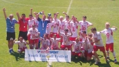 Photo of Trei trofee pentru juniorii UTA-ei la Festivalul Fotbalului de la Kaposvar!