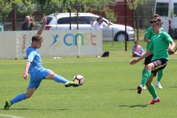 Să înceapă meciurile pe puncte! UTA Under 19 – Academia Gyula   2-1