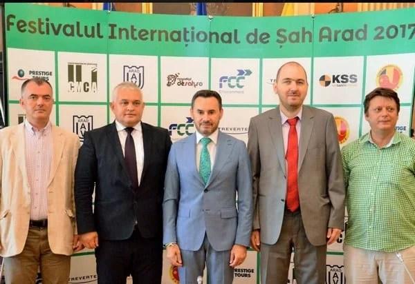 Bulgarul Georgiev și ucraineanul Zubov, marii favoriți ai Festivalul Internațional de Șah! Arădeanul Cherecheș, a 56-a șansă să se impună acasă