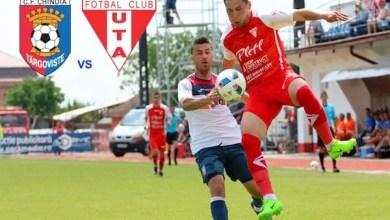 Photo of Victorie la debut: Chindia Târgoviște – UTA Arad 0-1, gol Curtuiuș!