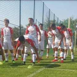 Au predat la Academie: Gyula - UTA Under 19  1-4