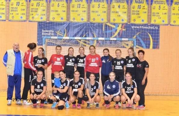 Echipa de handbal a Crișului a spart gheața: 26-23 cu Mureșul, pentru primul succes din istoria clubului!