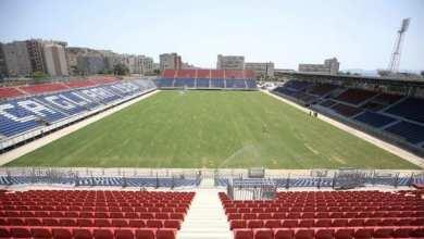 """Photo of Cagliari a debutat pe un stadion de 16 mii de locuri construit în 127 de zile, Falcă se laudă că a mai strâns o piuliță după trei ani de la demararea lucrărilor la """"Francisc Neumann"""""""