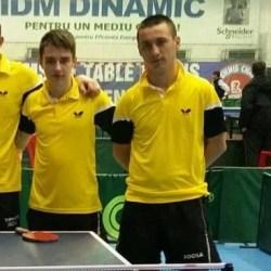 Debut de sezon cu prezențe pe podium pentru echipele de tenis de masă ale CSM-ului