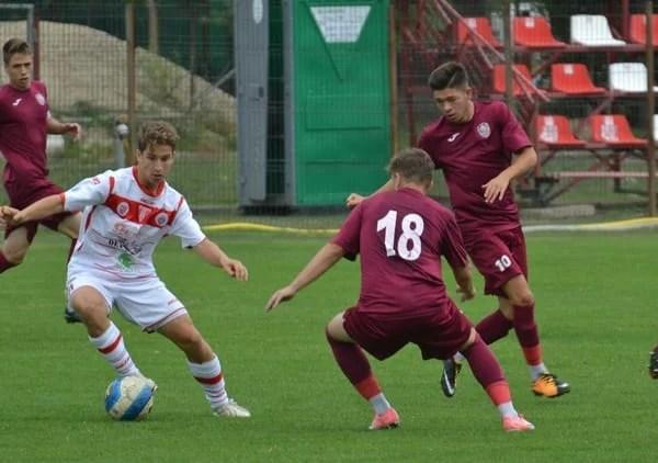 UPDATE! Liga Elitelor, o himeră la Under 19: UTA - CFR Cluj  0-5. Puștii lui Gaica sunt ca și calificați