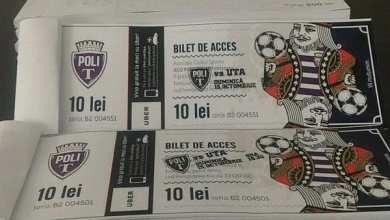 Photo of Biletele la Poli – UTA se pun în vânzare de mâine (și) la Arad