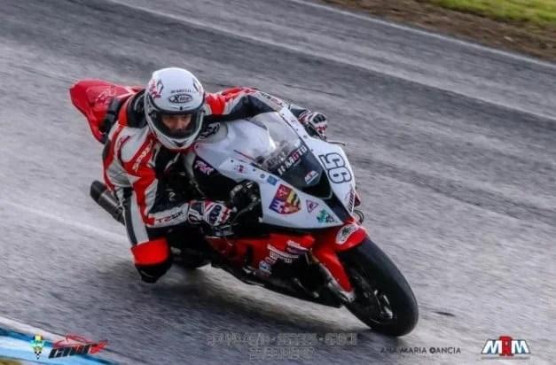 """Robi Mureșan e campion european și național la Superbike, dar a luat și """"argintul"""" în…Bulgaria"""