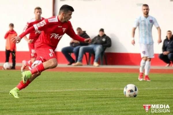 Păcurar e suspendat și ratează și cel de-al doilea duel al turului cu FC Argeș